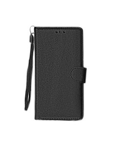 Flip Stand Leather Case For Huawei P30 Black