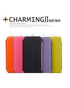 Kalaideng Charming II Series Pocket Case Samsung S2 i9300 Orange