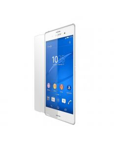 GSP Japan Tempered Glass Screen Protector  For Sony Xperia Z3 Compact  Transparent (packing)