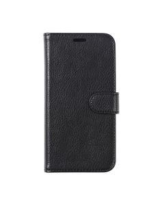 G-SP Leather Wallet Samsung S7 Genuine leather Black