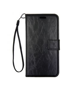 Detachable Leather Case For iPhone X/XS Black