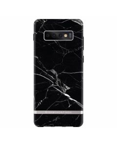 Richmond & Finch Mobilskal  Samsung S 10 - BLACK MARBLE