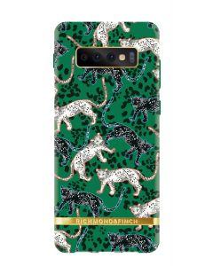 Richmond & Finch Green Leopard, Galaxy S10e