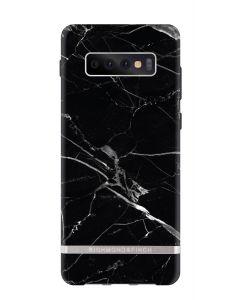 Richmond & Finch Black Marble, Galaxy S10 PLUS