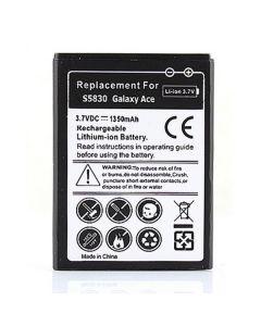 Samsung S5830 Galaxy Ace GIO Battery Copy