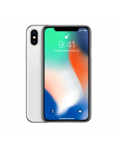 iPhone X 64GB Silver A Quality