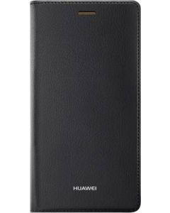 Huawei P8 Original Flip Cover Case Black