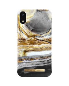 iDeal of Sweden Case iPhone XR - Outer Space Agate