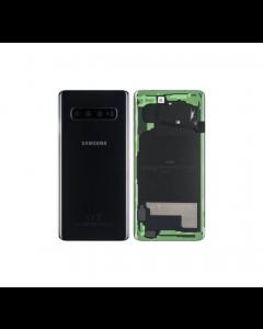Original Samsung Galaxy S10 Back Cover Black
