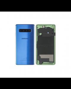 Original Samsung Galaxy S10 Back Cover Blue