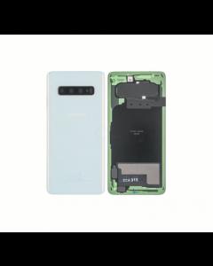Original Samsung Galaxy S10 Back Cover White