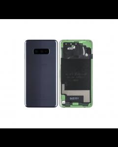 Original Samsung Galaxy S10e Back Cover Black