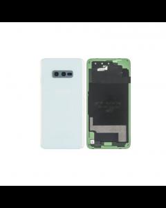 Original Samsung Galaxy S10e Back Cover White