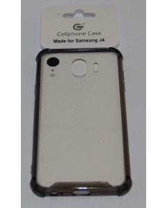 Protective Case For Samsung J4 Black