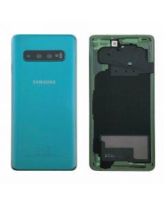 Original Samsung Galaxy S10 Back Cover Green