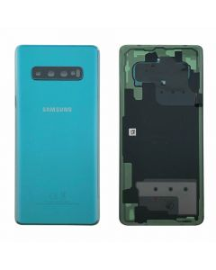 Original Samsung Galaxy S10 Plus Back Cover Green