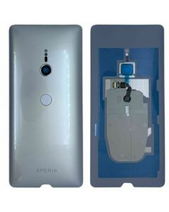 Sony Xperia XZ3 Battery Cover Battery Cover Silver