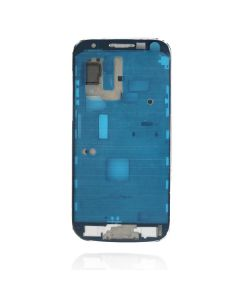 Samsung GT-i9195 Galaxy S4 Mini Front Frame With Adhesive White