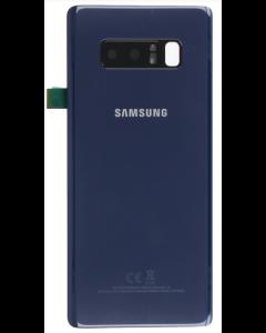Original Galaxy Note 8 Back Cover Blue