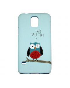 Luxo Case Animal For Samsung S5 Uggla