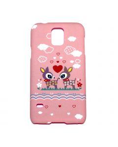 Luxo Case Animal For Samsung S5 Bambi