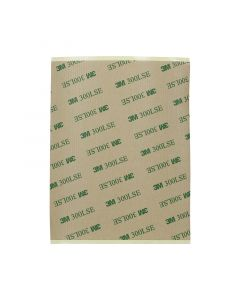 3M CLEAR Double Sided Adhesive Sticker 40 pcs 2mmX10cm