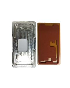 Metal Mould and Laminating Mat for iPhone X/XS LCD Screen Positioning